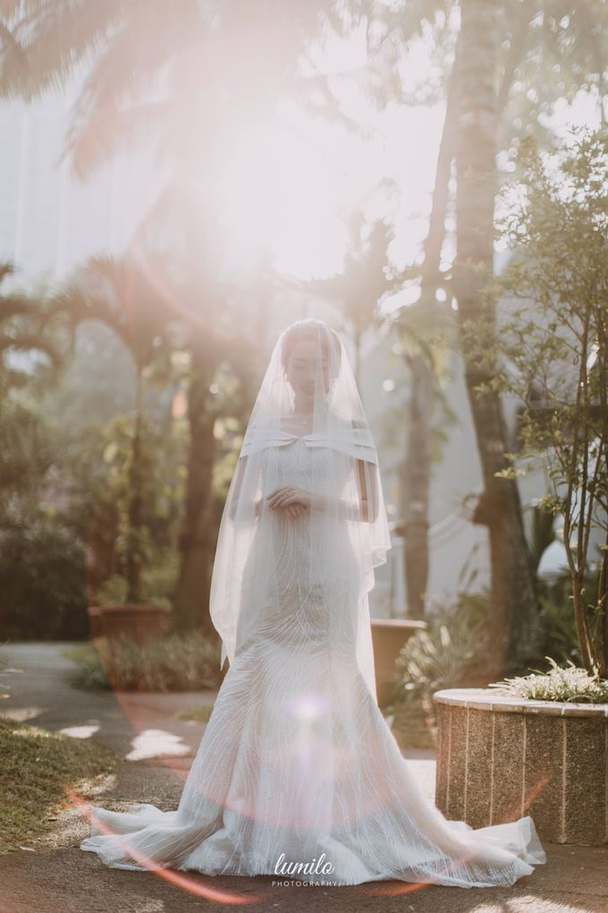 Ryan & Amadea Wedding day by Lumilo Photography - 007