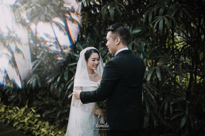 Ryan & Amadea Wedding day by Lumilo Photography - 008