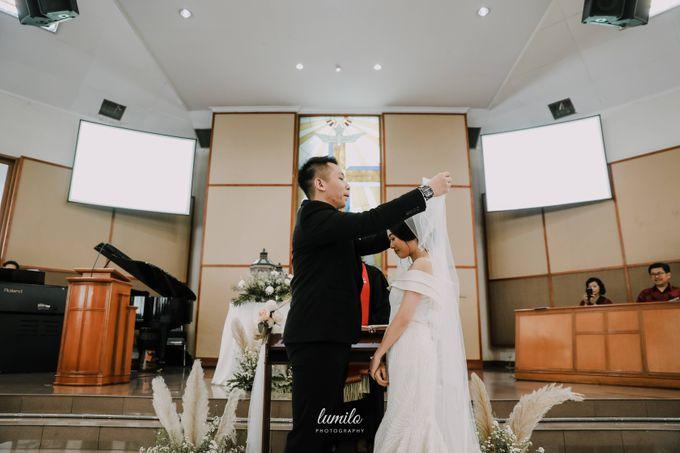 Ryan & Amadea Wedding day by Lumilo Photography - 011