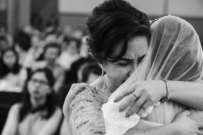 Ryan & Amadea Wedding day by Lumilo Photography - 013