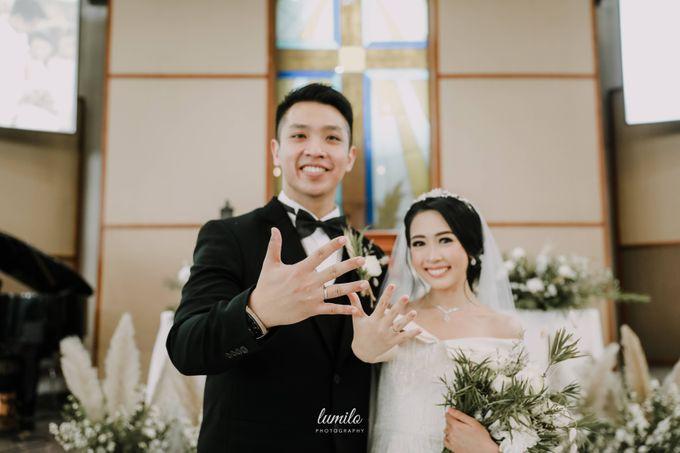 Ryan & Amadea Wedding day by Lumilo Photography - 014