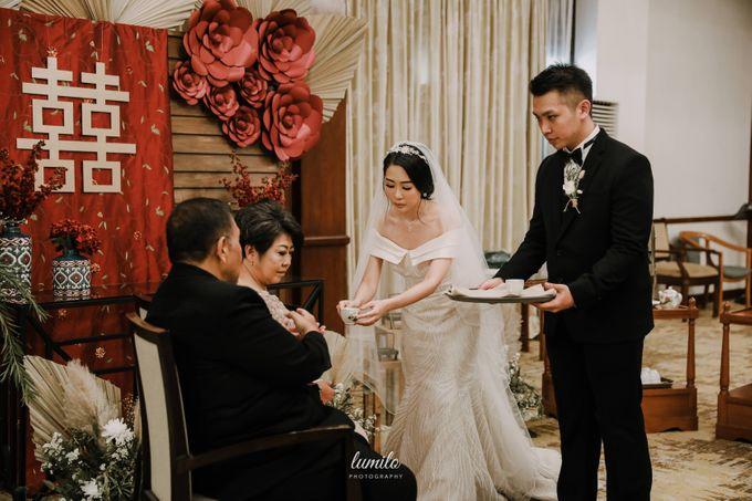 Ryan & Amadea Wedding day by Lumilo Photography - 015