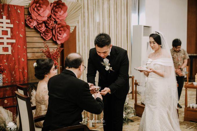 Ryan & Amadea Wedding day by Lumilo Photography - 016