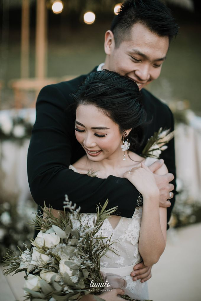 Ryan & Amadea Wedding day by Lumilo Photography - 018