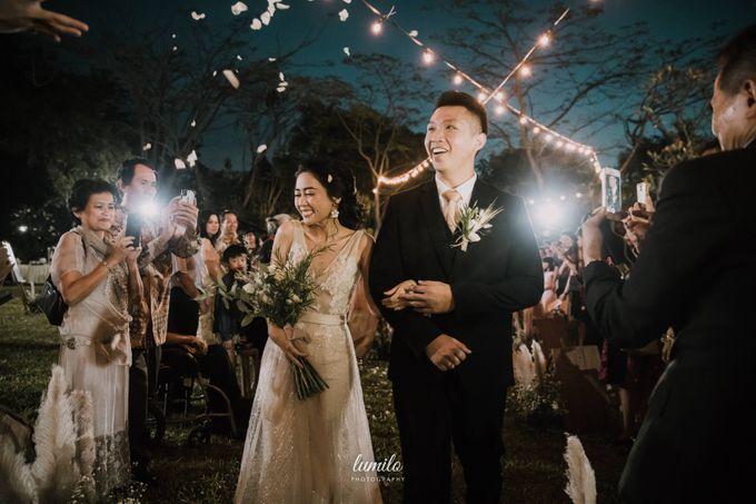 Ryan & Amadea Wedding day by Lumilo Photography - 019