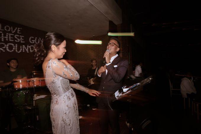 Putri & Maendra Wedding by Wong Hang Distinguished Tailor - 003
