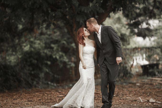 Prewedding of Rogier & Rima by Ricky-L Photo & Bridal  - 003
