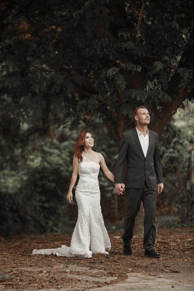 Prewedding of Rogier & Rima by Ricky-L Photo & Bridal  - 004