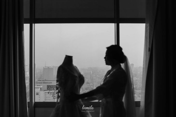 Wedding of Edo & Heidy by Lumilo Photography - 024