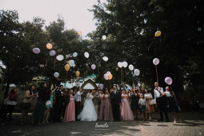 Wedding of Edo & Heidy by Lumilo Photography - 031