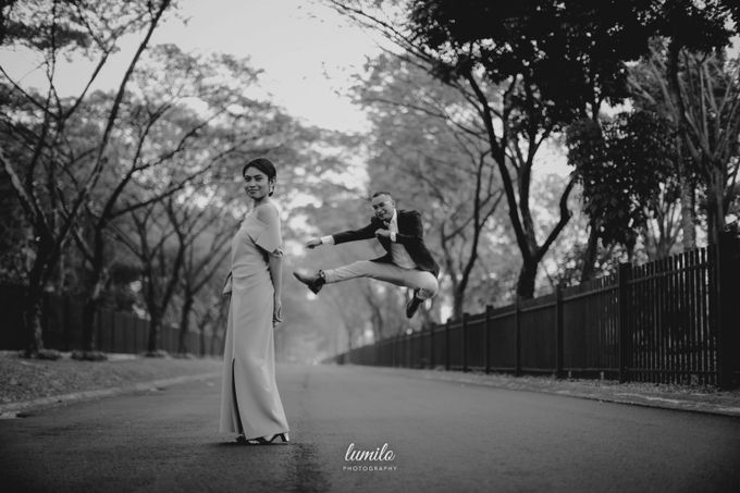 Devi & Shabrina Prewedding at Kebayoran by Lumilo Photography - 008