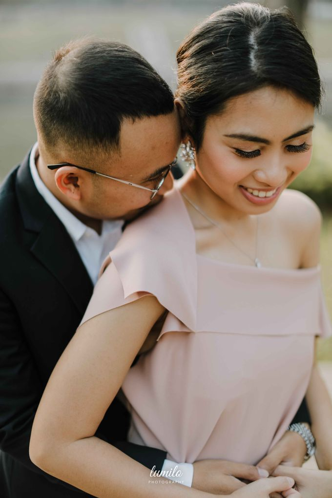 Devi & Shabrina Prewedding at Kebayoran by Lumilo Photography - 014