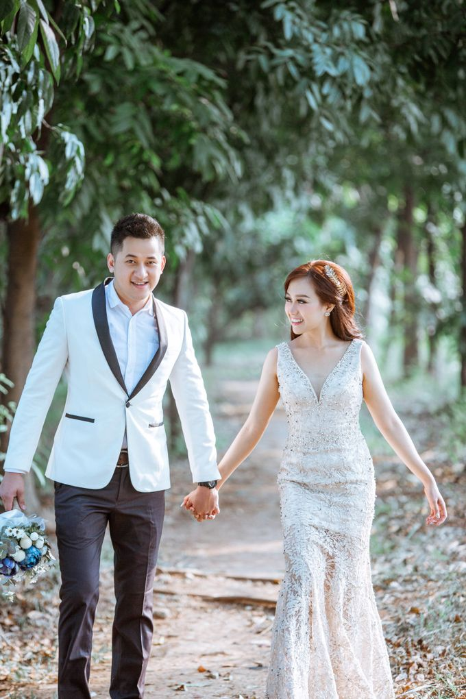 Prewedding of Yohandra & Irma by Ricky-L Photo & Bridal  - 008