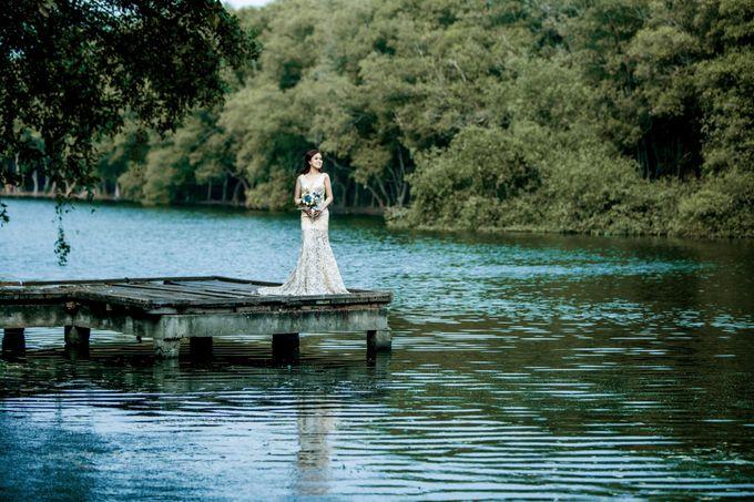 Prewedding of Yohandra & Irma by Ricky-L Photo & Bridal  - 010
