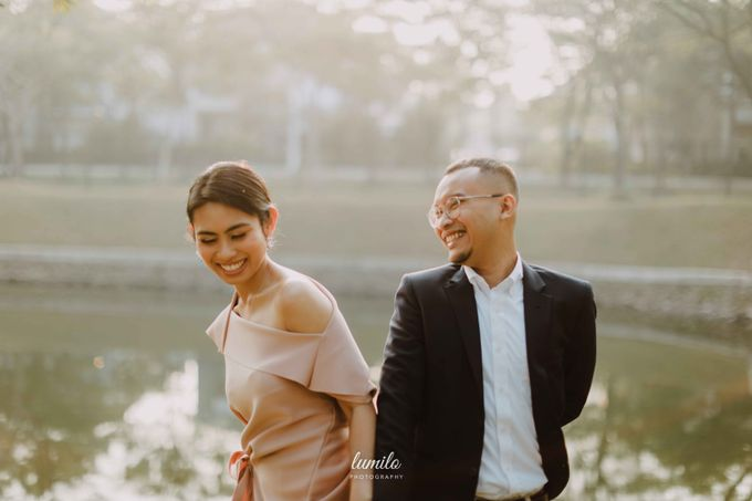 Devi & Shabrina Prewedding at Kebayoran by Lumilo Photography - 019