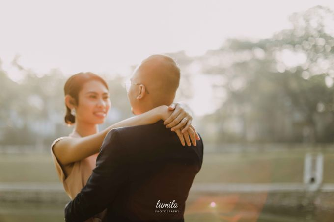 Devi & Shabrina Prewedding at Kebayoran by Lumilo Photography - 021