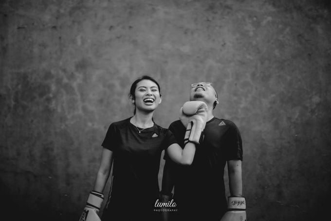 Devi & Shabrina Prewedding at Kebayoran by Lumilo Photography - 028