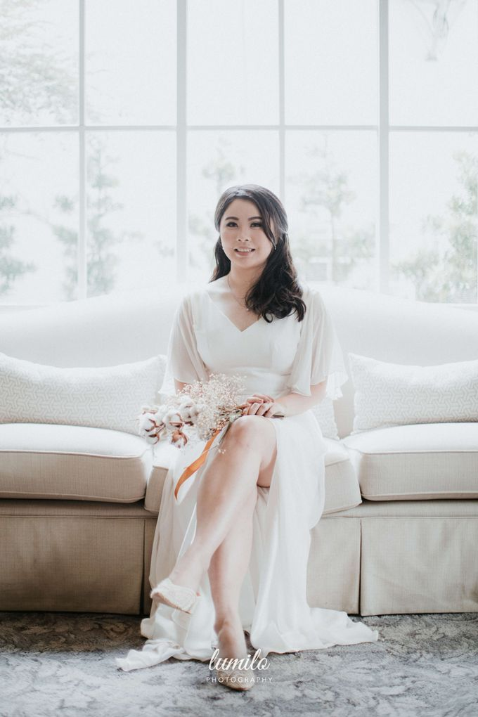 Edo & Heidy Prewedding by Lumilo Photography - 003