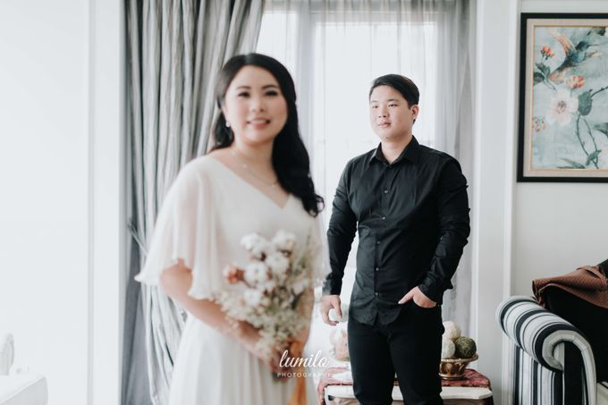 Edo & Heidy Prewedding by Lumilo Photography - 001