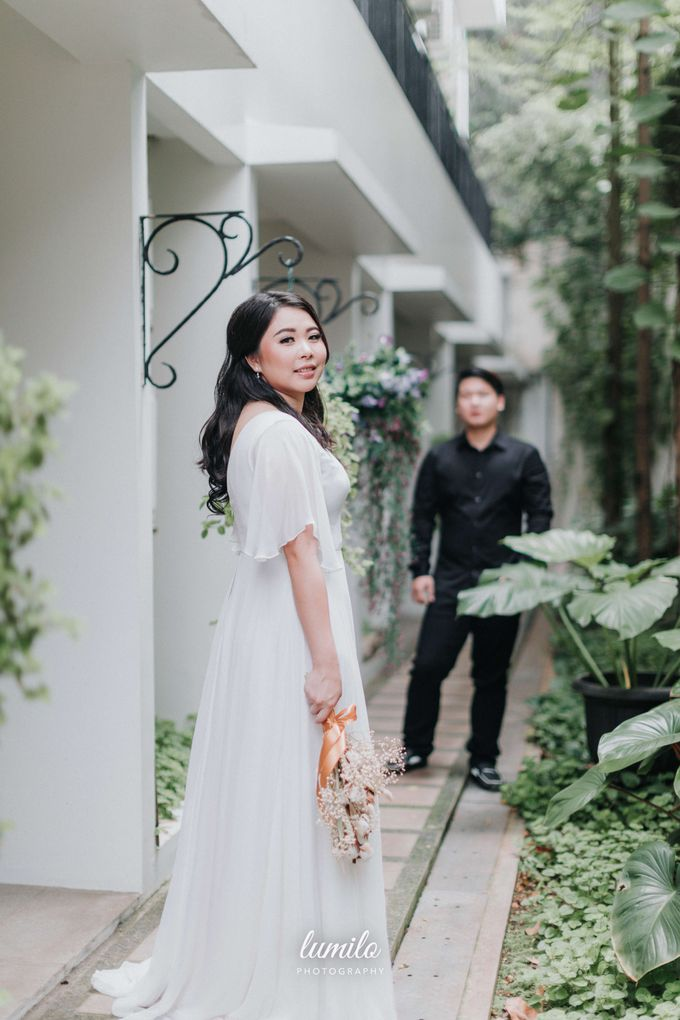 Edo & Heidy Prewedding by Lumilo Photography - 005