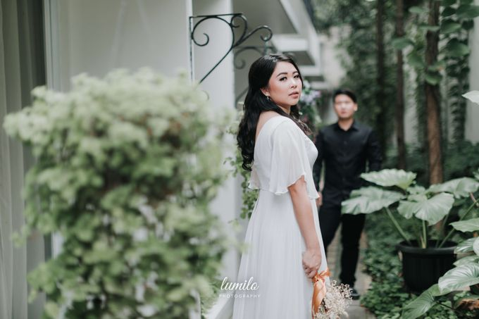 Edo & Heidy Prewedding by Lumilo Photography - 006