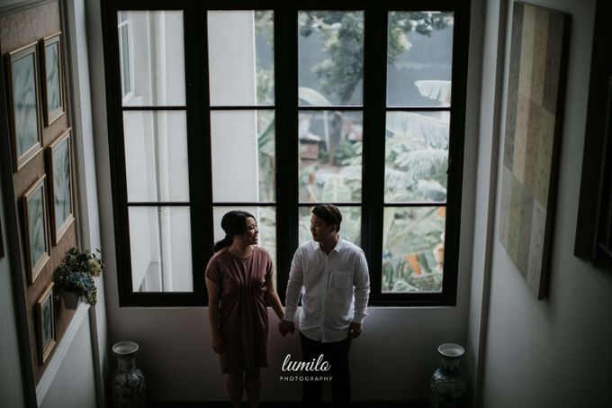 Edo & Heidy Prewedding by Lumilo Photography - 007