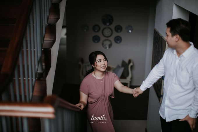 Edo & Heidy Prewedding by Lumilo Photography - 009