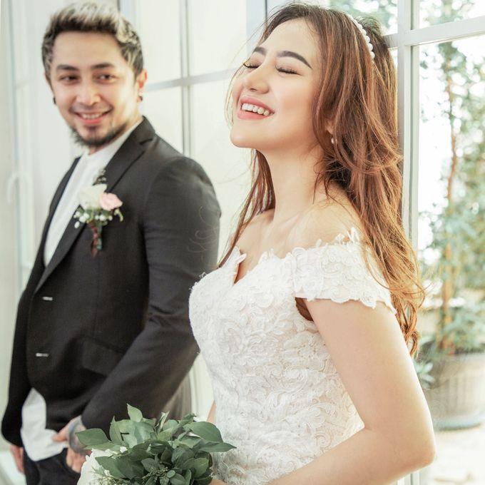 Prewedding of Vicky & Irindacil by Ricky-L Photo & Bridal  - 014