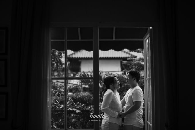 Edo & Heidy Prewedding by Lumilo Photography - 024