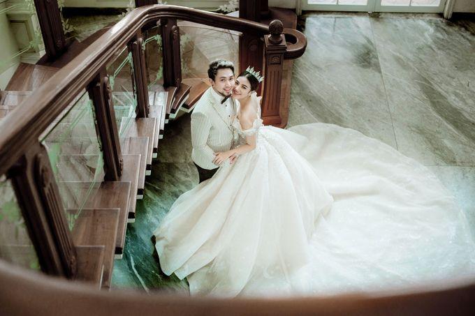 Prewedding of Vicky & Irindacil by Ricky-L Photo & Bridal  - 003