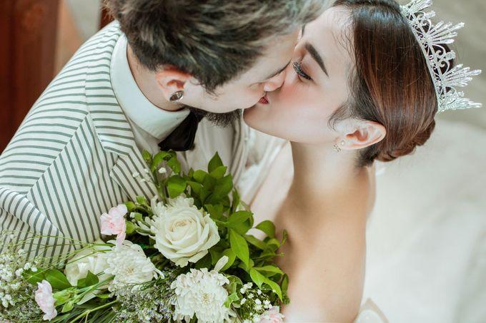 Prewedding of Vicky & Irindacil by Ricky-L Photo & Bridal  - 004