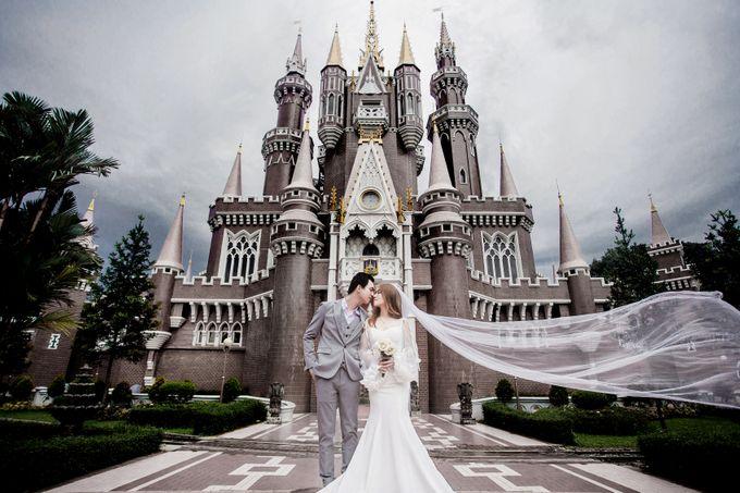 Prewedding of Tjhenardy & Honey by Ricky-L Photo & Bridal  - 001