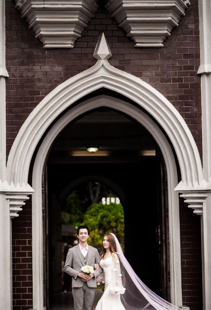 Prewedding of Tjhenardy & Honey by Ricky-L Photo & Bridal  - 002