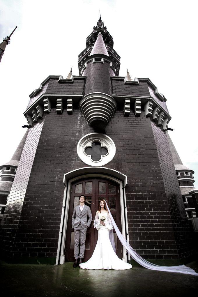 Prewedding of Tjhenardy & Honey by Ricky-L Photo & Bridal  - 005