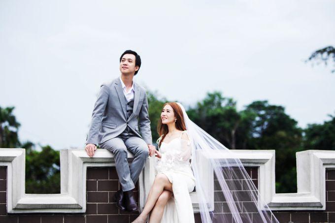 Prewedding of Tjhenardy & Honey by Ricky-L Photo & Bridal  - 003