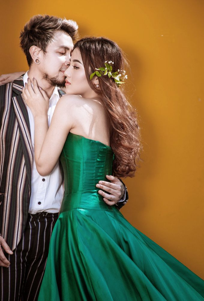 Prewedding of Vicky & Irindacil by Ricky-L Photo & Bridal  - 018