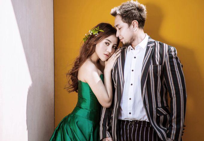 Prewedding of Vicky & Irindacil by Ricky-L Photo & Bridal  - 019