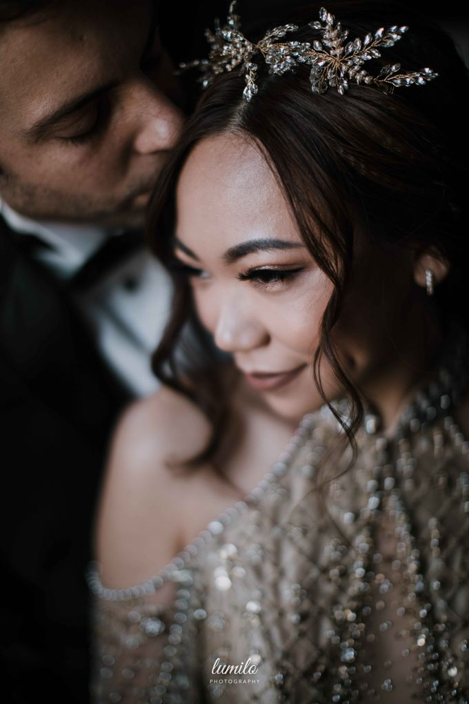 Filipo & Margareth Widding at The Hermitage Jakarta by Lumilo Photography - 041
