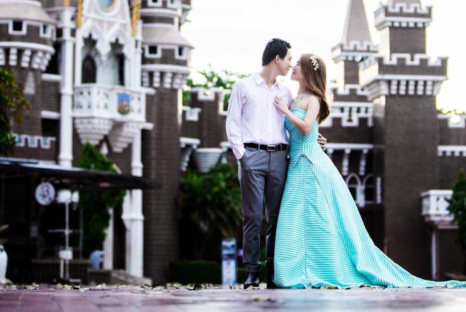 Prewedding of Tjhenardy & Honey by Ricky-L Photo & Bridal  - 004