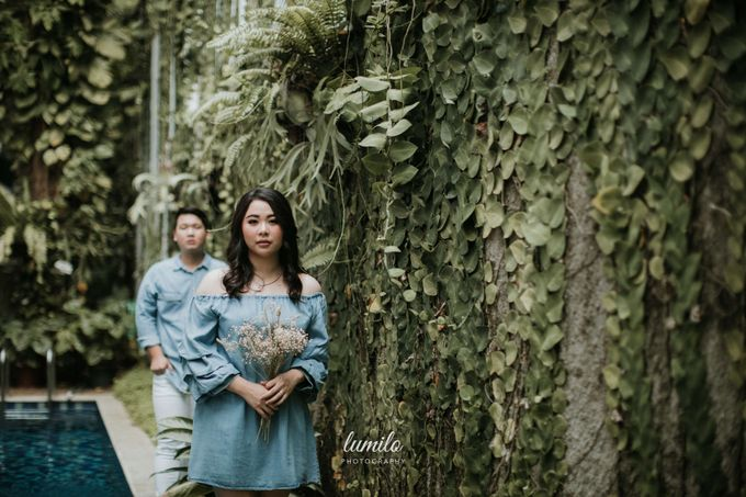 Edo & Heidy Prewedding by Lumilo Photography - 016