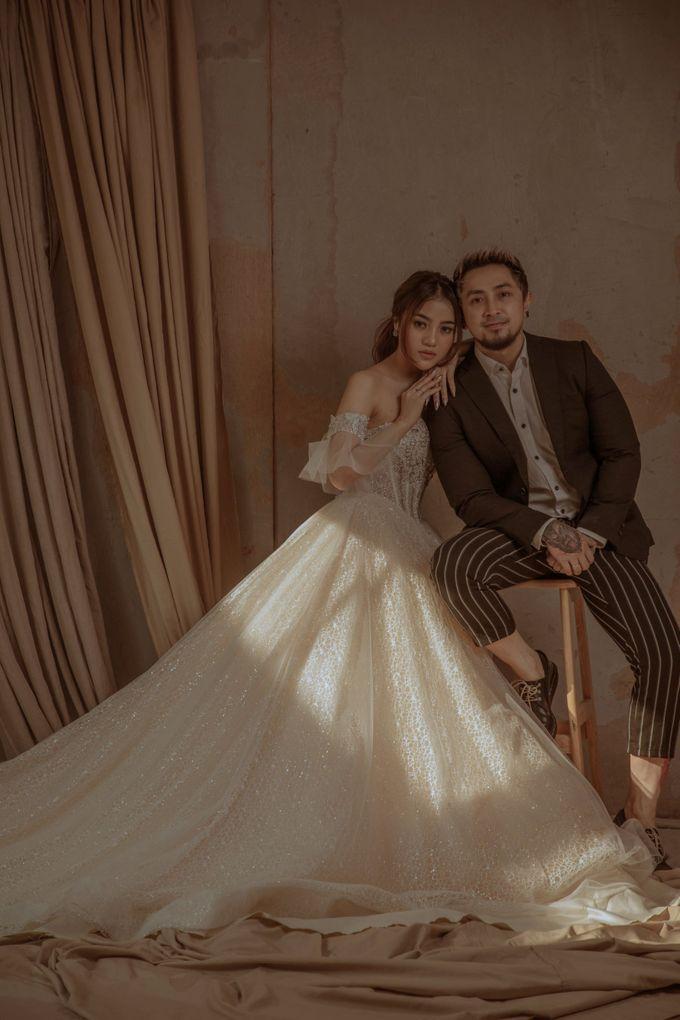 Prewedding of Vicky & Irindacil by Ricky-L Photo & Bridal  - 005