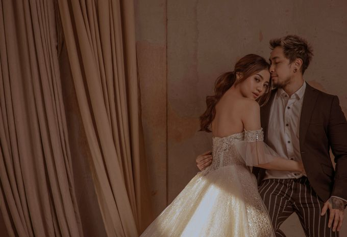 Prewedding of Vicky & Irindacil by Ricky-L Photo & Bridal  - 006