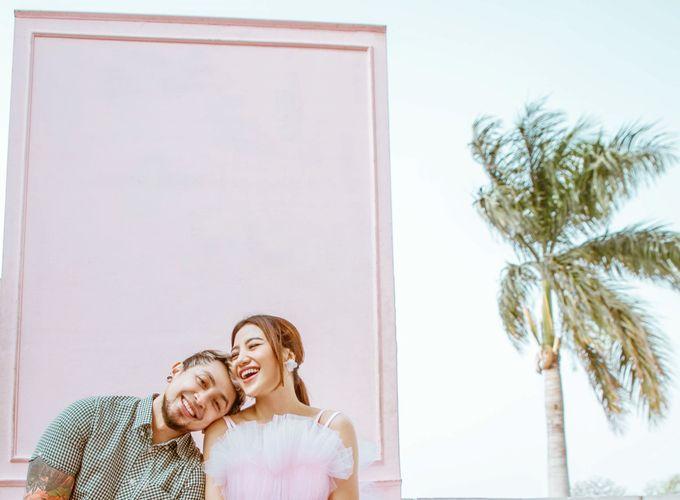 Prewedding of Vicky & Irindacil by Ricky-L Photo & Bridal  - 011