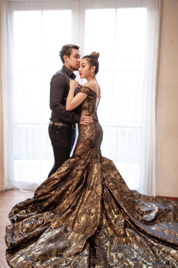 Prewedding of Vicky & Irindacil by Ricky-L Photo & Bridal  - 020