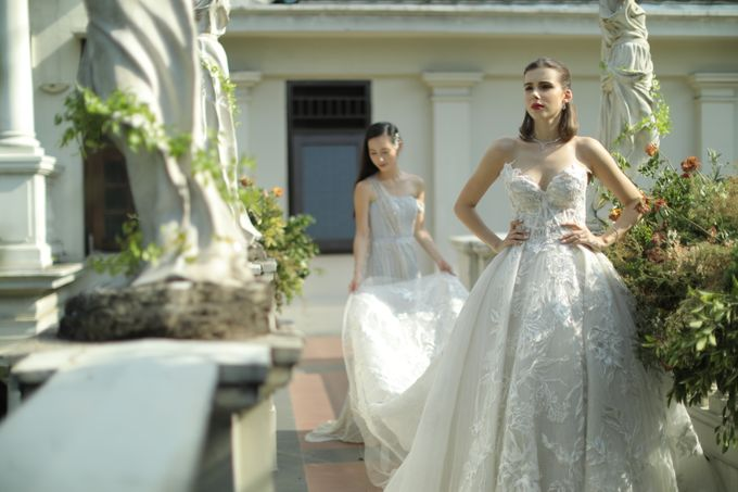 Vol.1 - 2021 Collection by Florencia Augustine - 001