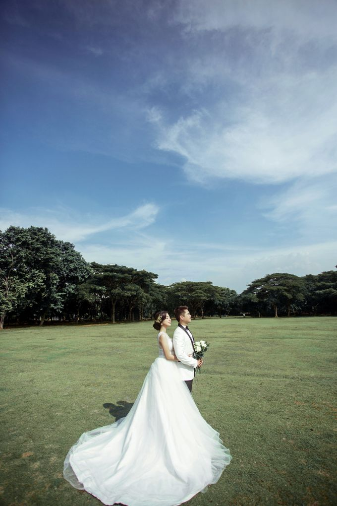 Prewedding of Whesdhy & Lili by Ricky-L Photo & Bridal  - 001