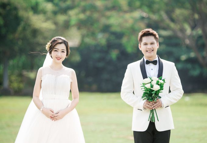 Prewedding of Whesdhy & Lili by Ricky-L Photo & Bridal  - 002