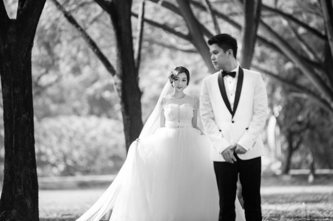 Prewedding of Whesdhy & Lili by Ricky-L Photo & Bridal  - 005
