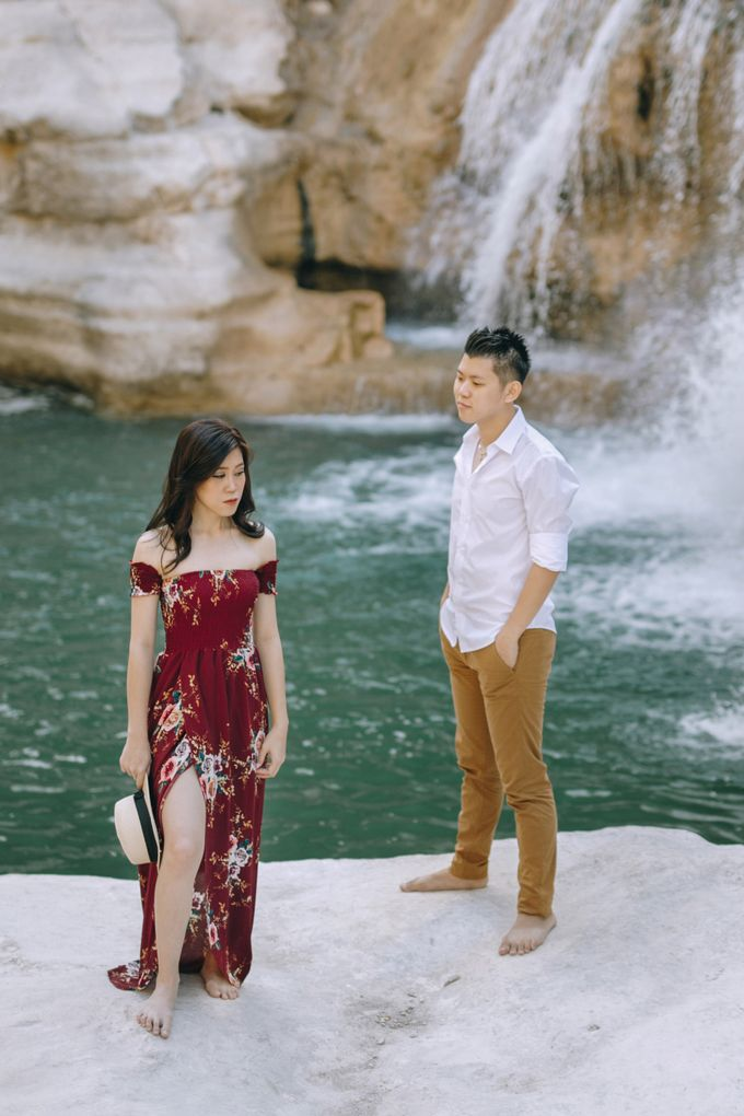 PREWEDDING DENNIS & MICHELLE by lovre pictures - 039