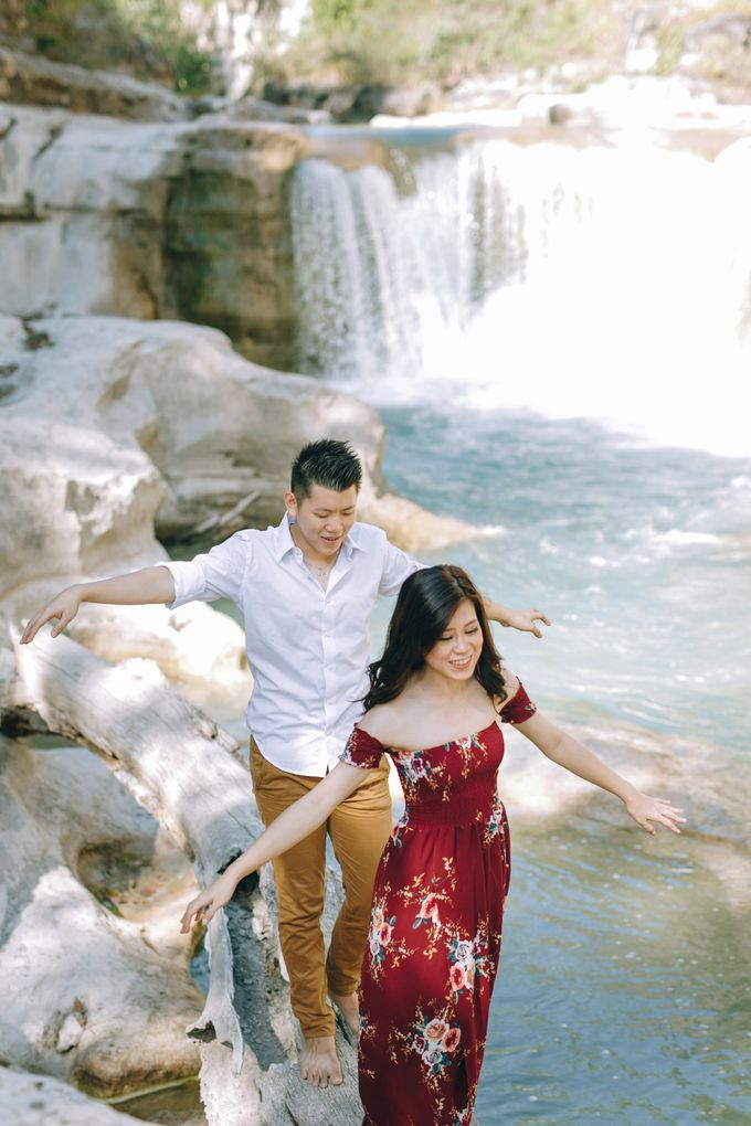 PREWEDDING DENNIS & MICHELLE by lovre pictures - 040